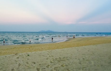 Relax at An Bang Beach
