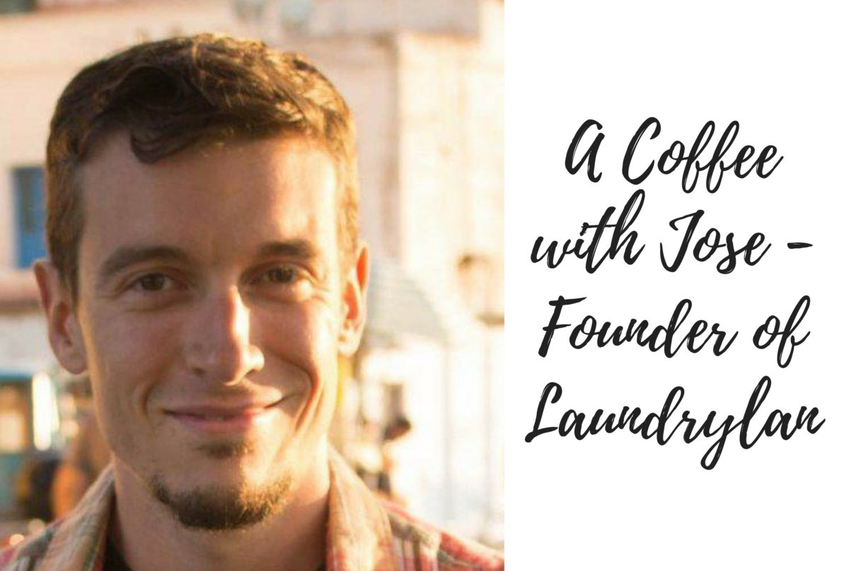 A Coffee with Jose Founder of Laundrylan