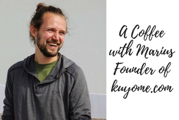 A Coffee with Marius
