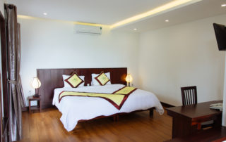 Golden Rice Villa Room