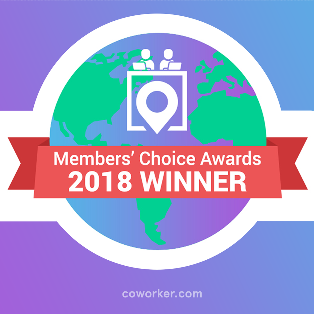 Members Choice Award 2018 Winner