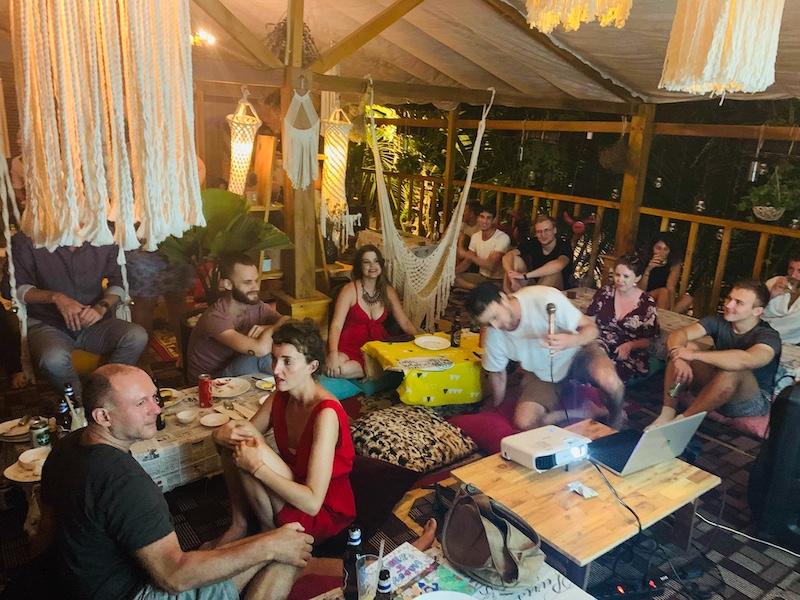 Hub Hoi An Karaoke Party